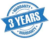 Altra Cool Deck 3 year warranty